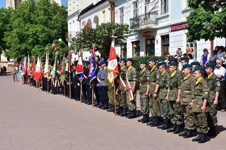 Radosne tarnobrzeskie obchody 227. rocznicy uchwalenia Konstytucji 3-go Maja