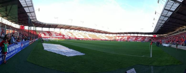 O godz. 19.10 na stadionie przy al. Piłsudskiego rozpoczną się piłkarskie derby Łodzi, w których Widzew podejmie ŁKS. W takim składzie, JAK NA KOLEJNYCH