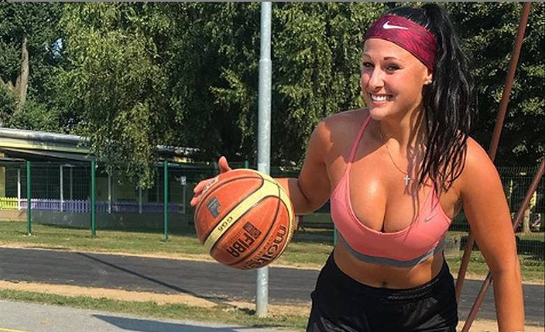 Poznajesz? To była koszykarka z Gorzowa. Dziś słoweńska rozgrywająca Katarina Ristic jest trenerem personalnym