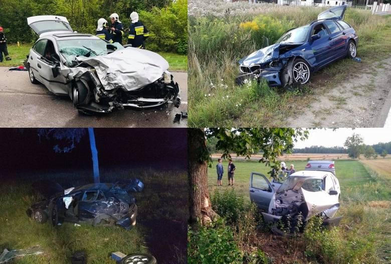 W weekend doszło do kilku wypadków. Jedna osoba zginęła, kilkanaście zostało rannych.