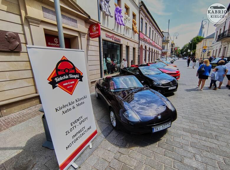 W Kielcach trwa Budzenie Sienkiewki. W czwartek 3 czerwca jedną z atrakcji była wystawa wspaniałych samochodów przygotowana przez Kieleckie Klasyki.