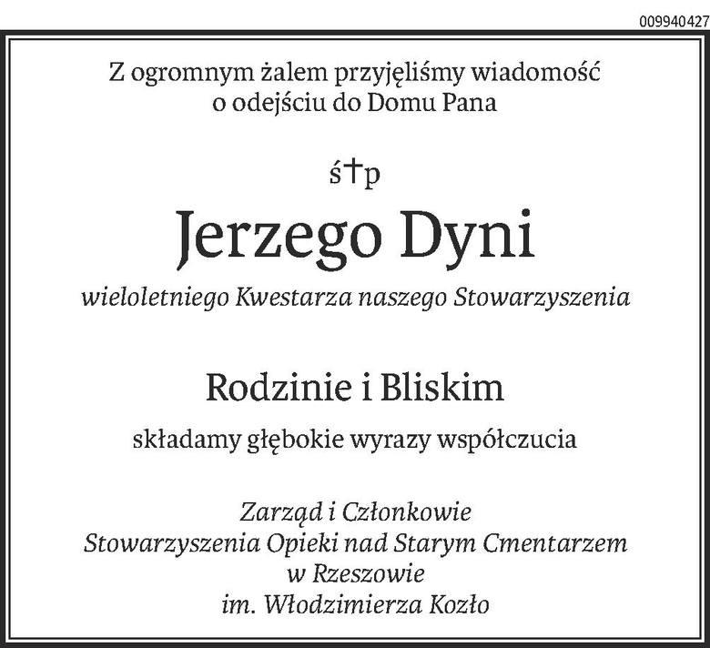 Nekrologi i kondolencje z dnia 09 listopada 2020 r.