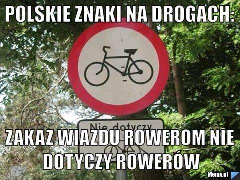 Absurdy drogowe? Chociaż nie powinny, czasami się zdarzają. Jak się okazuje, w Polsce jest ich całkiem sporo.