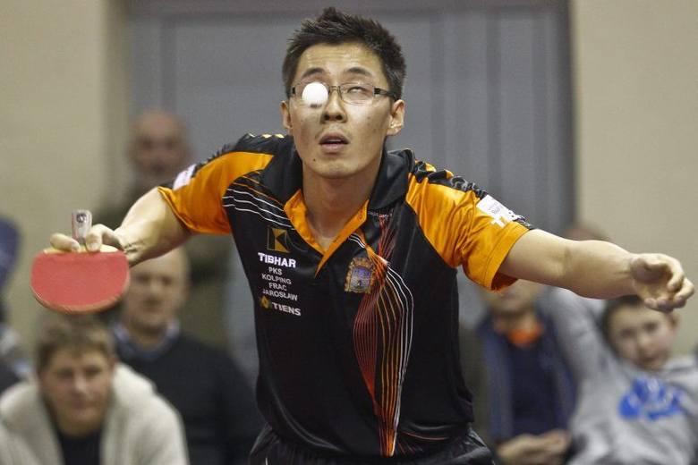 Największą gwiazdą podkarpackich drużyn jest wciąż Wang Zeng Yi.