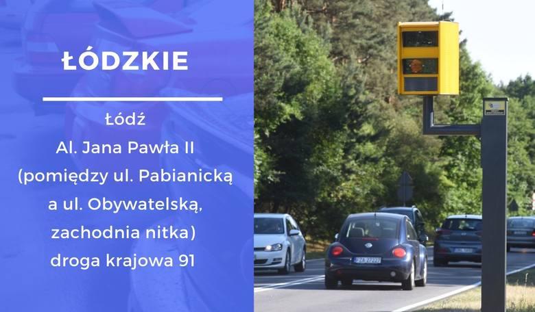 Nowe fotoradary w Polsce. Sprawdź, gdzie się pojawią. Podajemy dokładną lokalizację [INFORMATOR]