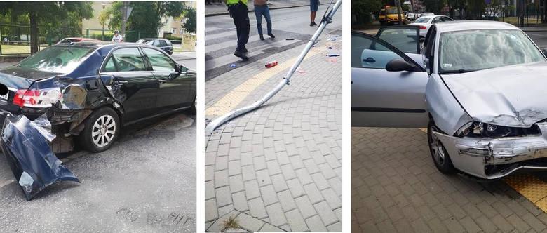 Do wypadku doszło 31 lipca