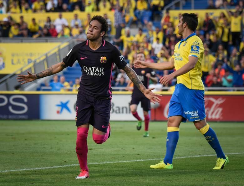 Liga hiszpańska. Real o krok od tytułu, Barcelona zwycięża po hat-tricku Neymara