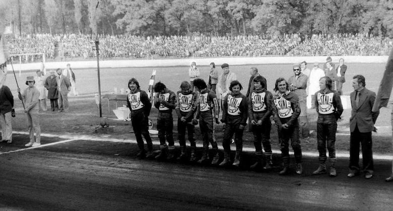 Stal Gorzów 1977