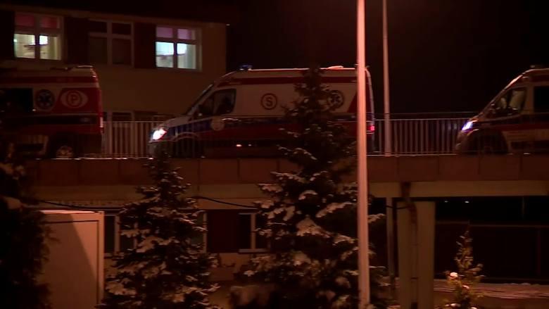 Kolejka karetek do SOR w Szpitalu Wojewódzkim w Bielsku-Białej ustawiała się w sobotę 20 marca. Załogi ratowników z pacjentami czekały po kilka godzin
