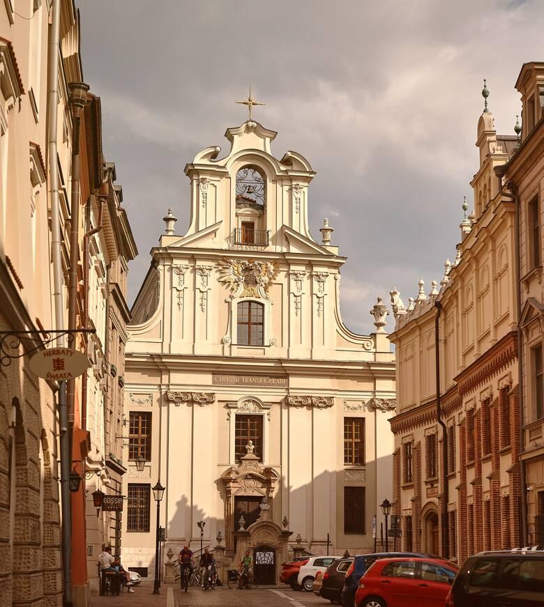 Kościół i klasztor Pijarów w Krakowie