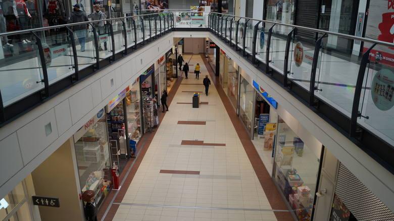 Galerie handlowe znowu będą zamknięte. Nowe obostrzenia obowiązują od 20 marca