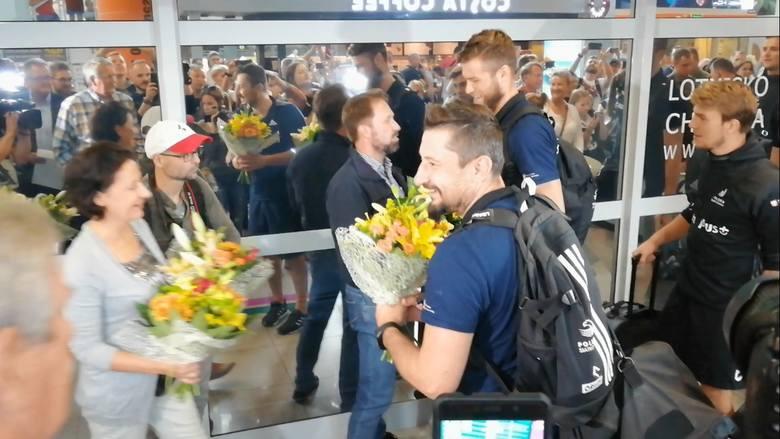 Polscy siatkarze wrócili do kraju z turnieju finałowego Ligi Narodów.