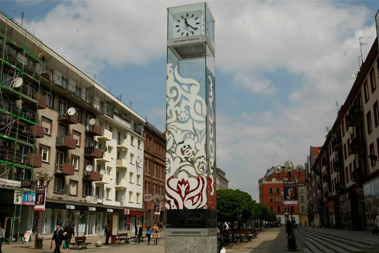 Mój Reporter: Zegar Euro 2012 zniknie z ul. Świdnickiej