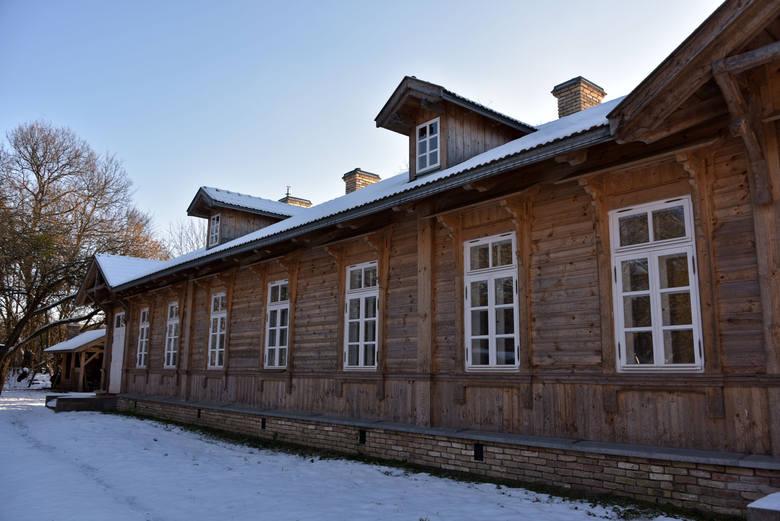 Michał Drynkowski kupił stary dworzec i otworzył tam Restaurację Carską