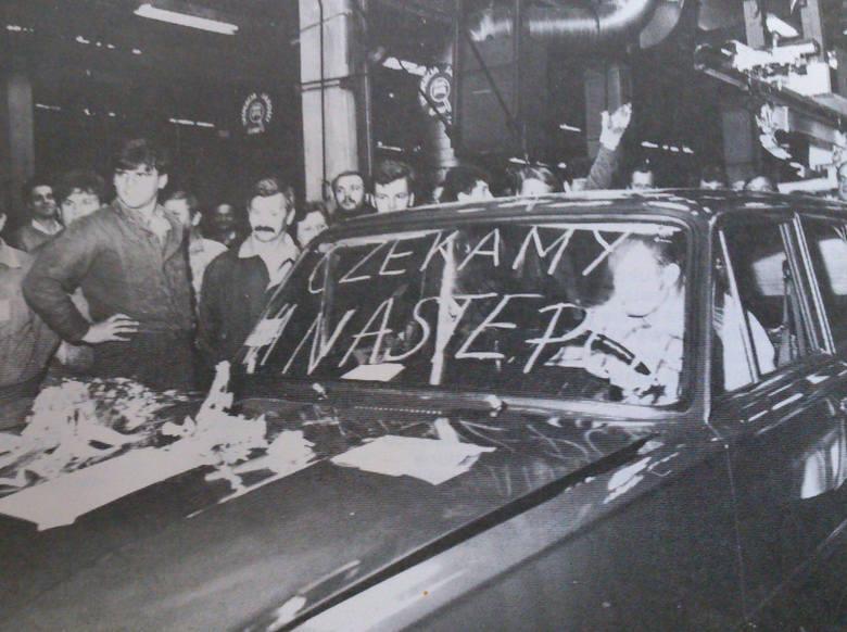 Polski Fiat 125p 25 lat temu zakończono produkcję