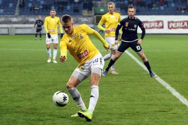 Konrad Gruszkowski w sierpniu 2019 roku został wypożyczony do Motoru Lublin