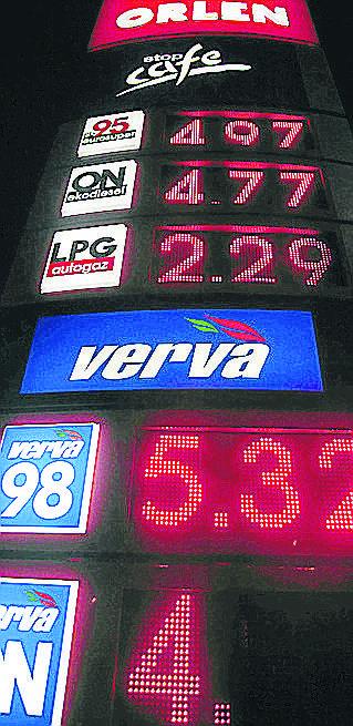 Benzyna po 5 złotych za litr? Niestety, to jest możliwe, tyle już kosztuje PB 98