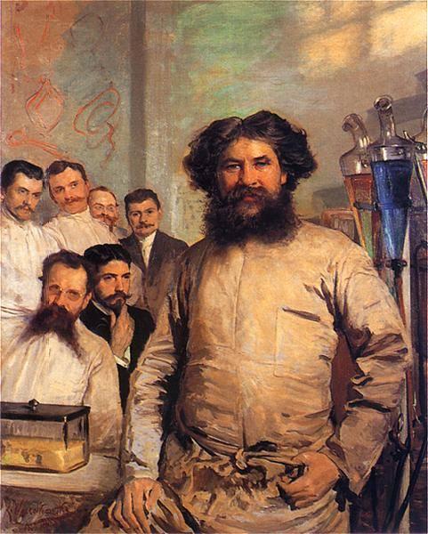 Ludwik Rydygier - był jednym z najwybitniejszych chirurgów