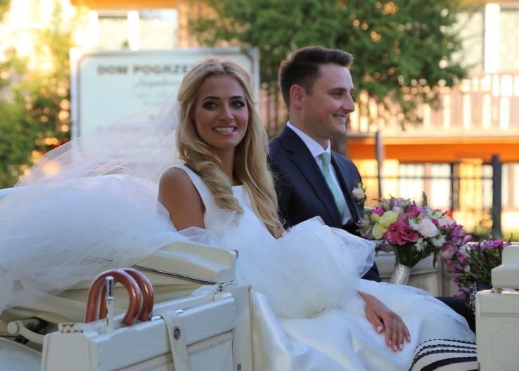 Miss Polonia Rozalia Mancewicz wzięła ślub (zdjęcia)