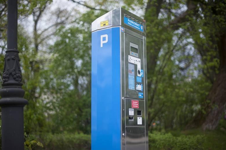 Strefa płatnego parkowania w Ciechocinku ruszy od 1 kwietnia 2021 r.