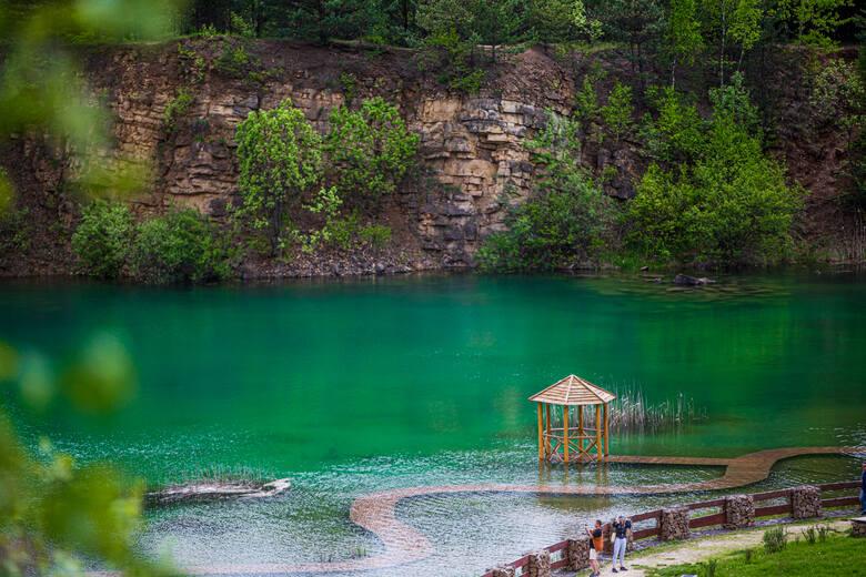 Polskie Malediwy czyli Park Gródek w Jaworznie zachwyca widokami na wiosnę.Zobacz kolejne zdjęcia. Przesuwaj zdjęcia w prawo - naciśnij strzałkę lub