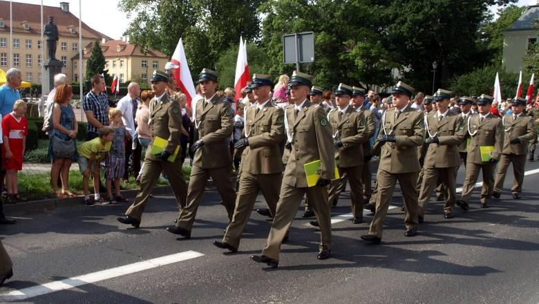 Uroczystości patriotyczne w Koszalinie.