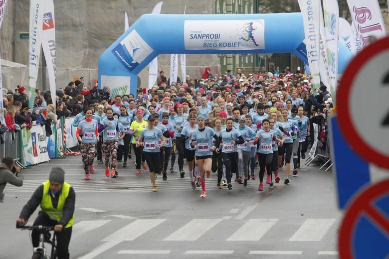 Sanprobi Bieg Kobiet 2017 już za nami. Ależ to był bieg!