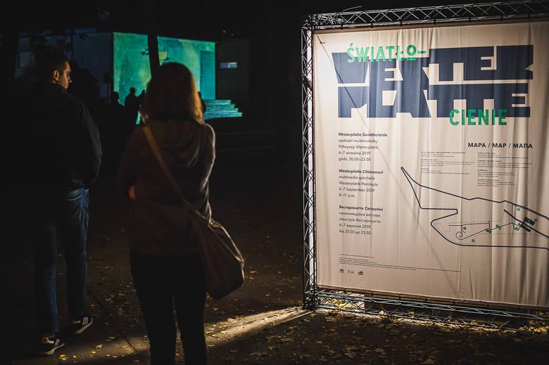 Światłocienie II na Westerplatte