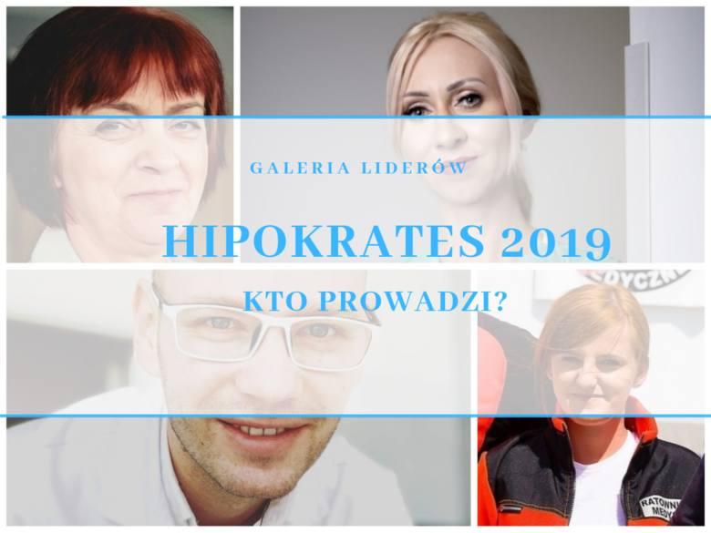 Już dziś wielki finał akcji Hipokrates 2019 w naszym województwie. Zobaczcie liderów poszczególnych kategorii w ostatnich godzinach przed rozstrzygnięciem