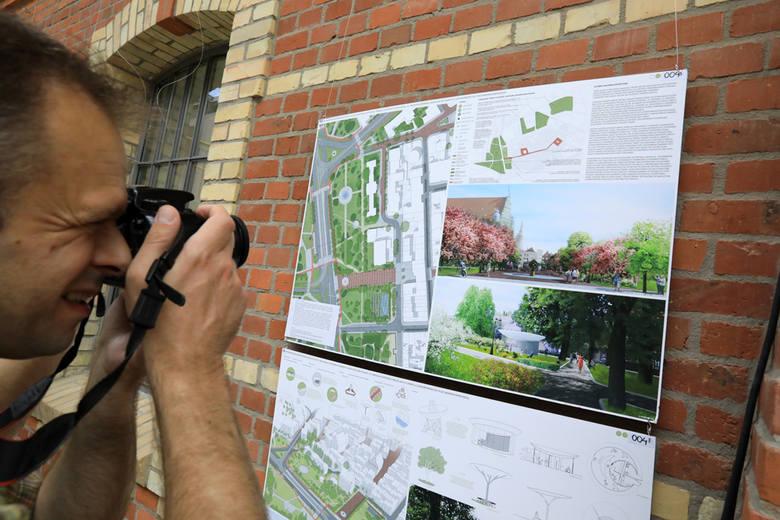 W poniedziałek (14 maja) poznaliśmy wyniki konkursu na projekt zagospodarowania terenów zieleni położnych wzdłuż Alei Św. Jana Pawła II, pomiędzy Placem