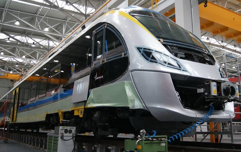 Nowoczesny Impuls na opolskich torach rozwinie prędkość do 160 km/h. Pociąg będzie woził pasażerów między Kędzierzynem-Koźlem a Wrocławiem.