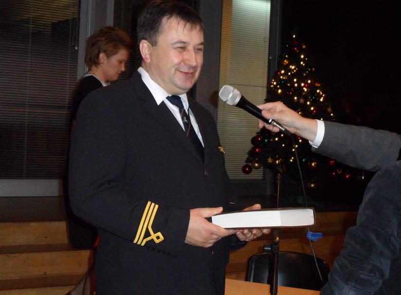 Jerzy Szwarc i inż. Barbara Kulec