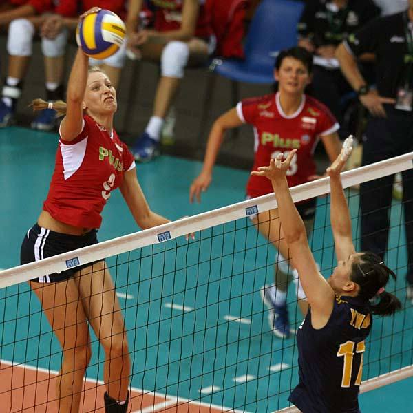 Pomimo zaangażowanej gry i gromkiego dopingu publiczności Polkom nie udało się pokonać reprezentacji Chin.