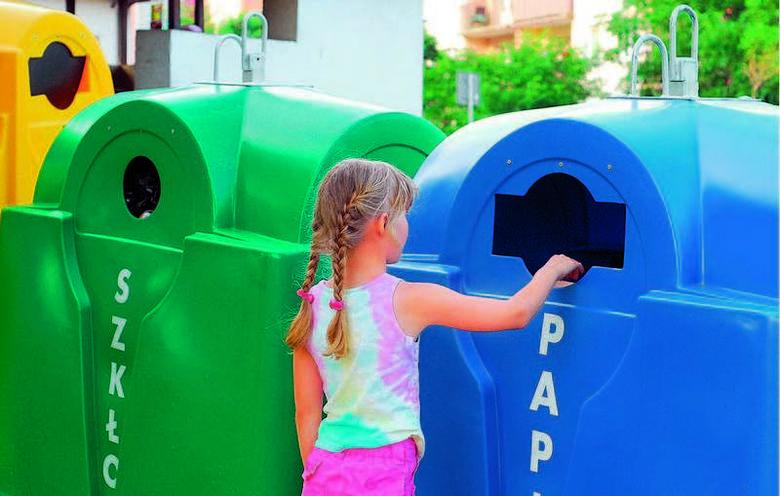 Celem konkursów jest uwrażliwienie dzieci na korzyści z ekologii