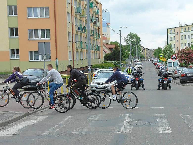 Wielki Rajd Rowerowy Trasą Nadwiślańską w Grudziądzu