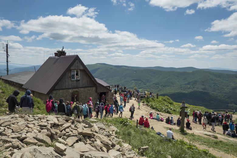 Przebudowa Chatki Puchatka na Połoninie Wetlińskiej w Bieszczadach ruszy wiosną. Potrwa 1,5 roku