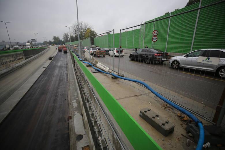 Finiszuje przebudowa węzła Piotrowice na DK81 w Katowicach, czyli remont skrzyżowania ulic Kościuszki i Armii Krajowej.Zobacz kolejne zdjęcia. Przesuwaj