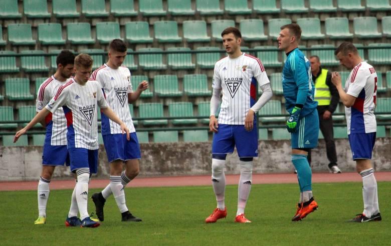 Piłkarze Broni zagrają w stolicy z Polonią
