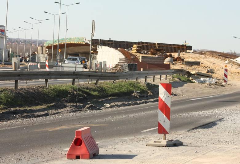 Budowa estakady na Jasnogórskiej [NOWE ZDJĘCIA]