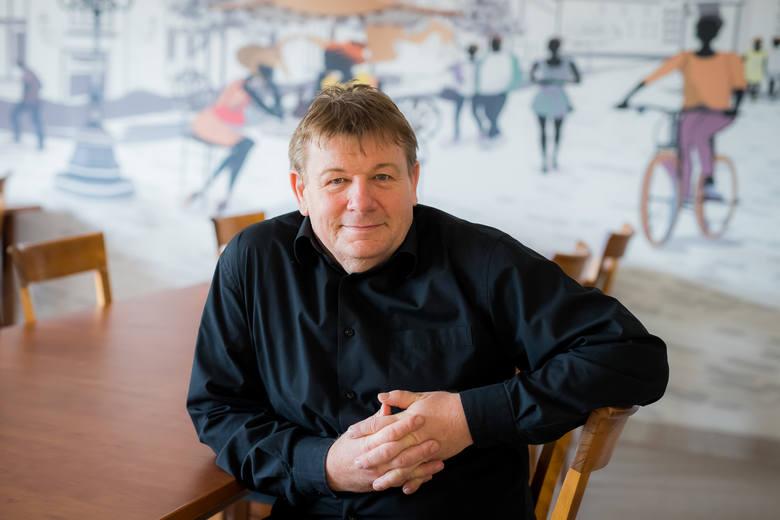Tomasz Wachowiak, specjalista psychoterapii uzależnień, twórca Ośrodka Terapii Uzależnień FOREST w Sępólnie Krajeńskim