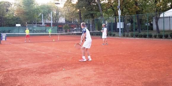 Tenisiści z regionu zmierzyli się w mistrzostwach [zdjęcia]