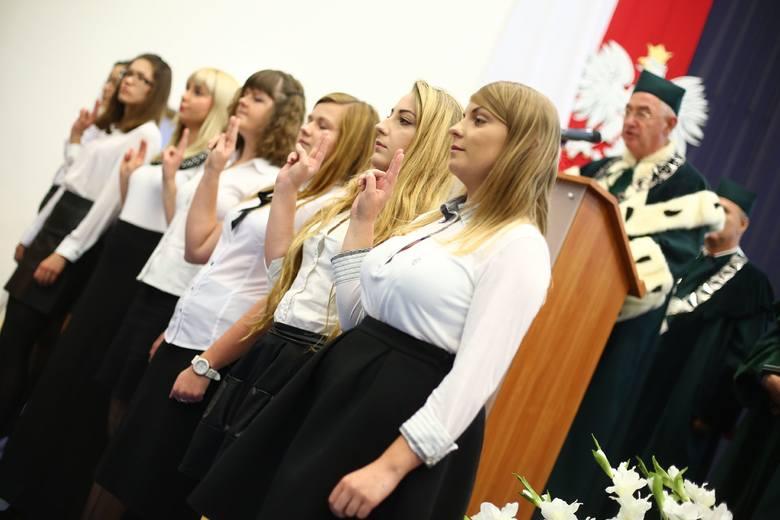 Inauguracja roku akademickiego na UTH w Radomiu