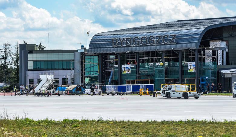 16.06.2016 bydgoszcz lotnisko lot do rzymu inauguracja samolot mistral air  fot dariusz bloch/polska press