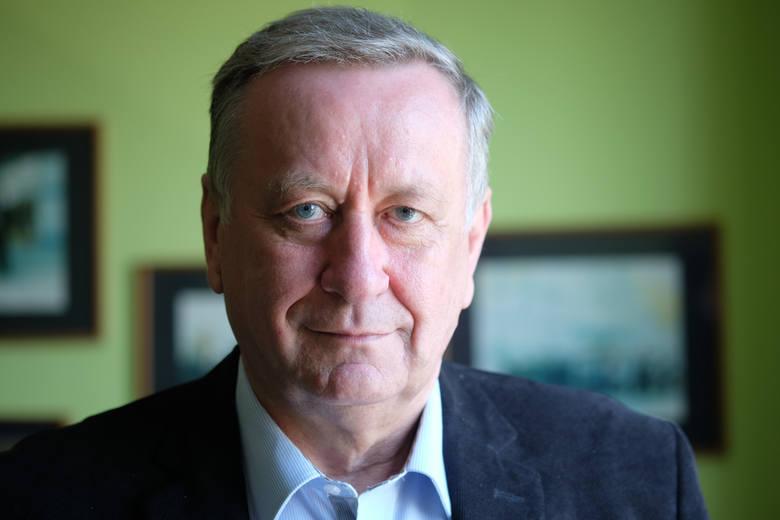 Wojciech Kręglewski nie ukrywa zdziwienia, dlaczego poznaniacy nie są zainteresowani wyborami.