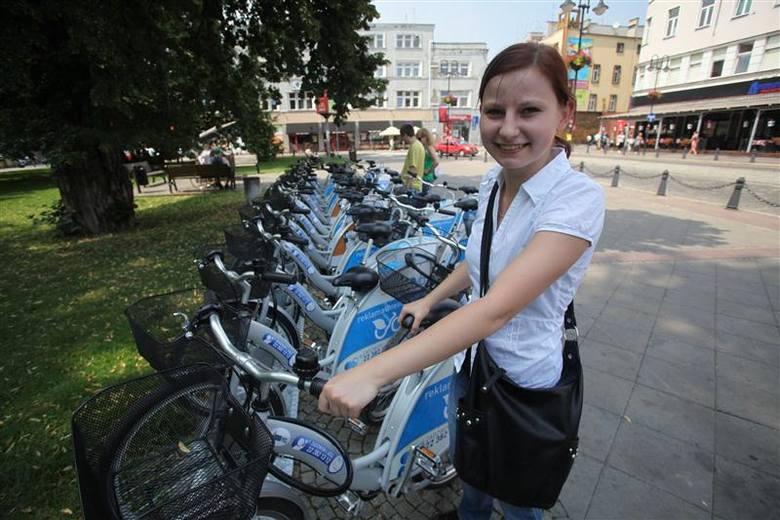 Z bezpłatnych przejazdów rowerami Opole Bike mogą skorzystać zarówno mieszkańcy, którzy wypożyczali już jednoślady, jak i ci, którzy dopiero się w nim