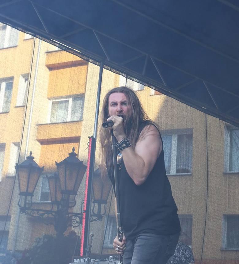 W sobotę, 14 lipca, w ramach wakacyjnych koncertów plenerowych organizowanych przez Świebodziński Dom Kultury, na scenie w centrum  miasta zagrał Łukasz