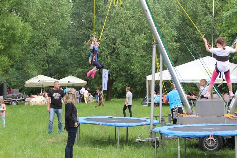 Familijny Park - impreza Fundacji Iskierka w chorzowskim Skansenie