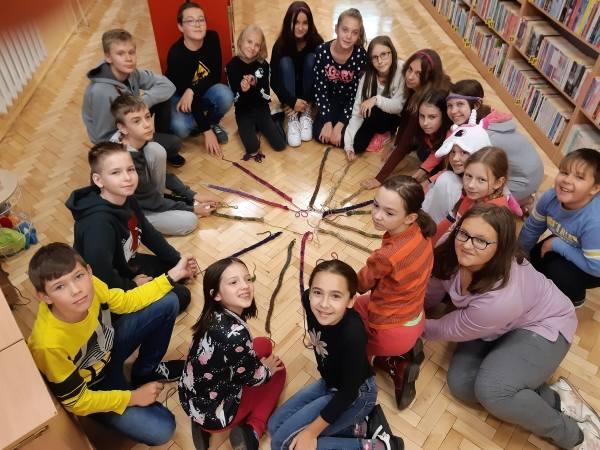 V Ogólnopolska Noc Bibliotek już za nami - wzięło w niej udział 1758 bibliotek, również Filia Dziecięca Powiatowej i Miejskiej Biblioteki Publicznej
