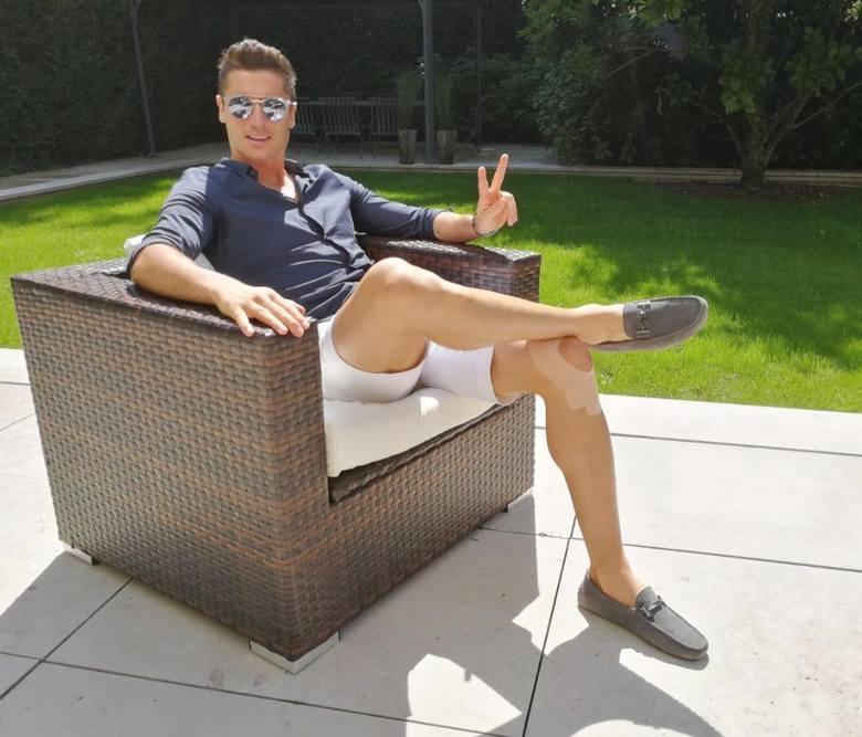 Jak mieszkają Messi, Ronaldo i Lewandowski?