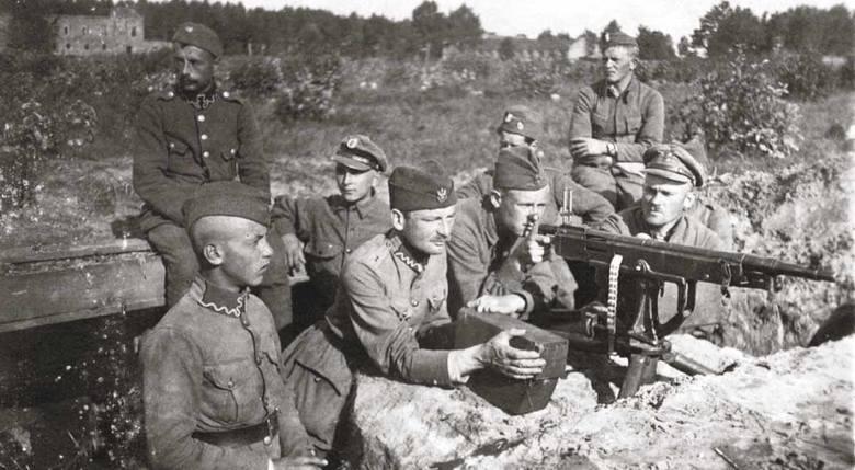 Szarża 1.  Pułku Szwoleżerów  pod Arcelinem. 17 sierpnia 1920 r.